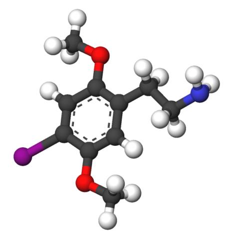 2C-I Structure