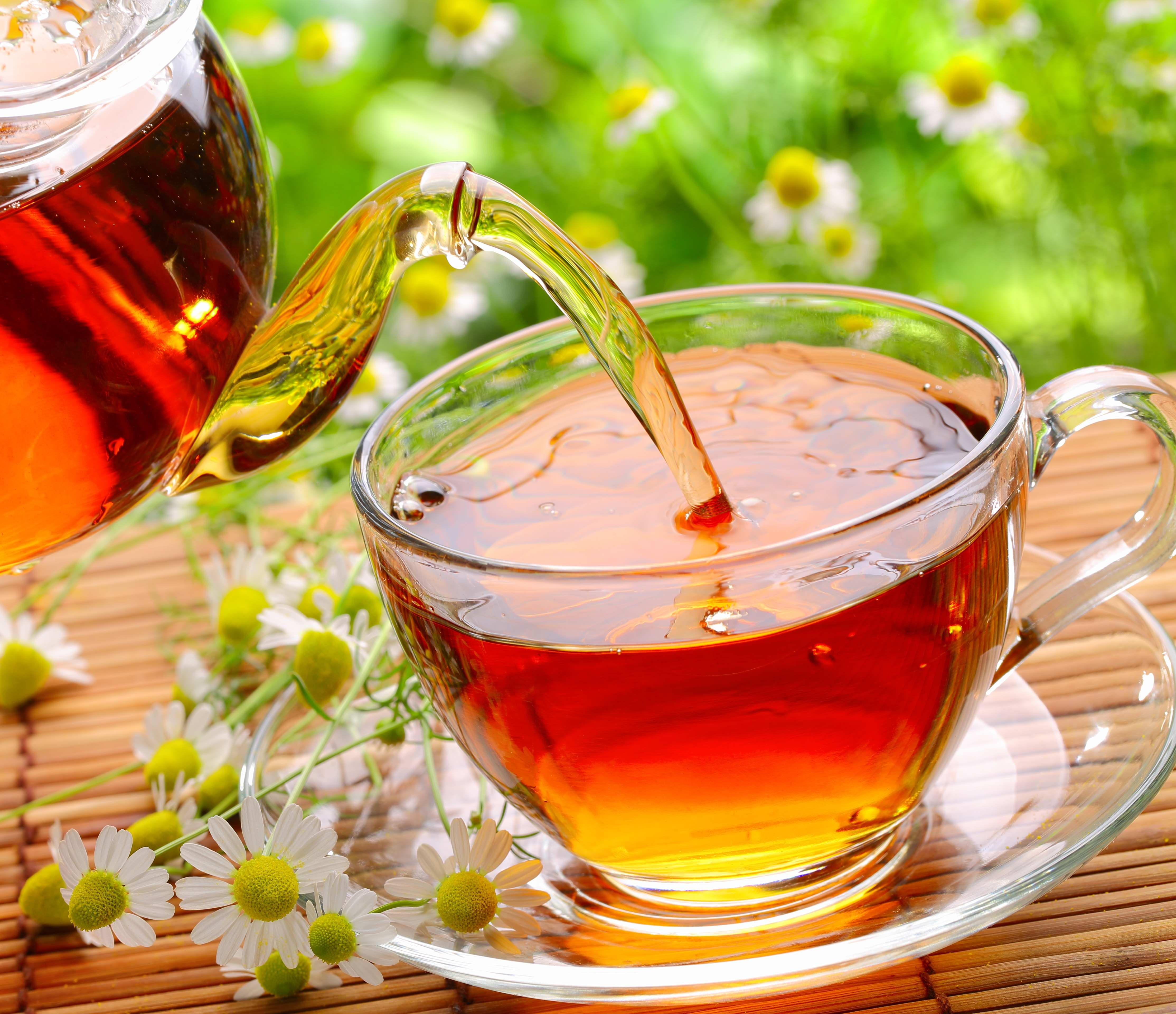Caffeine (Black Tea)
