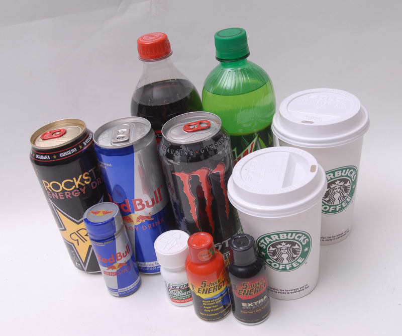Caffeine (Various Products)