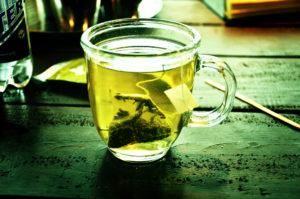 Caffeine (Green Tea)