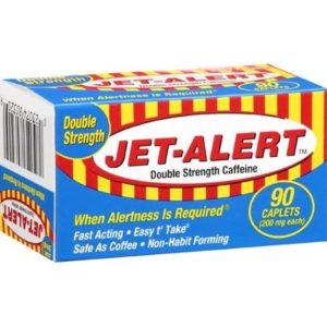 Caffeine (Jet-Alert)