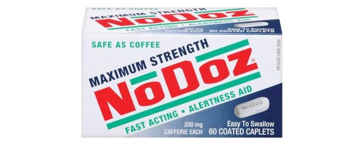 Caffeine (No-Doz)