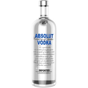 Alcohol (Vodka)