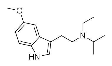 5-MeO-EiPT Structure