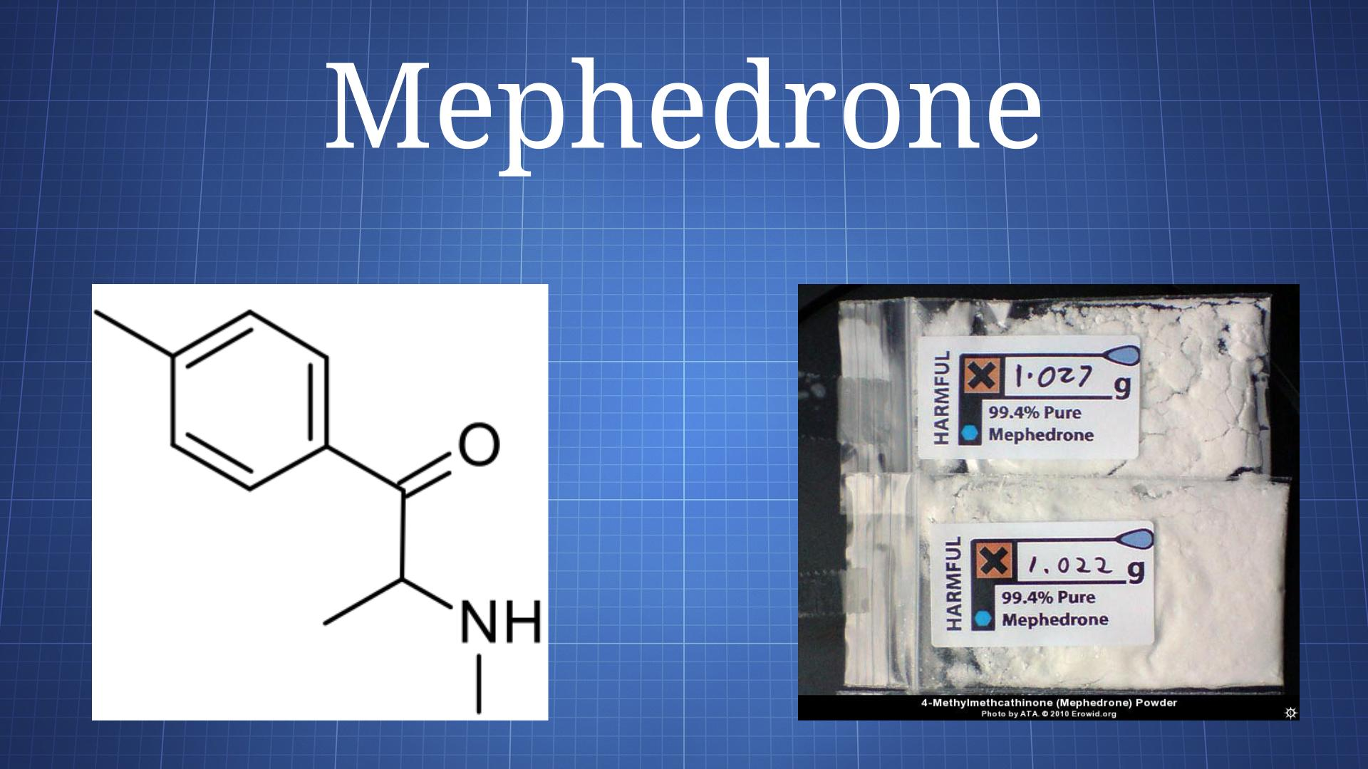 4-MMC (Mephedrone) - The Drug Classroom