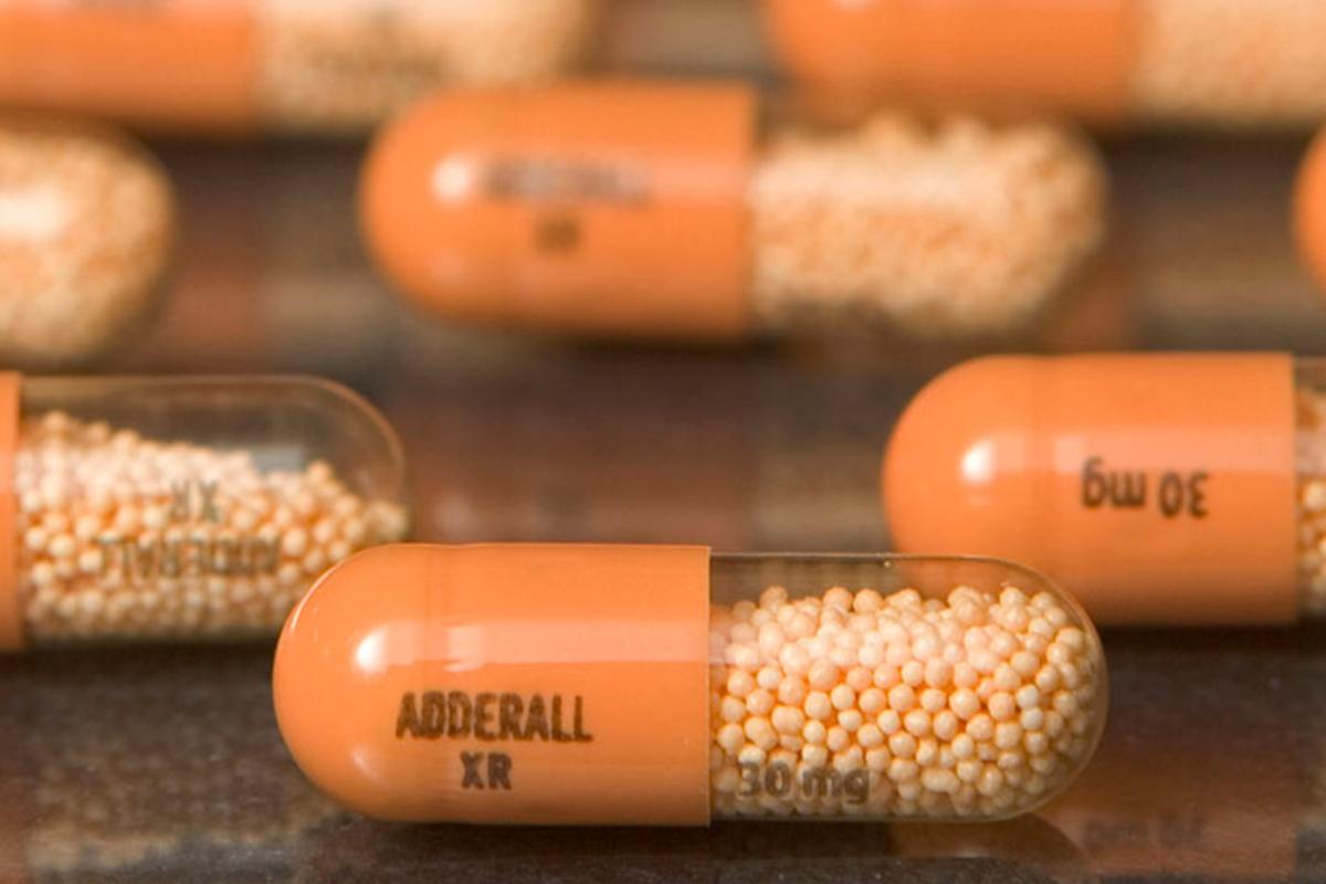 Adderall (Adderall XR)