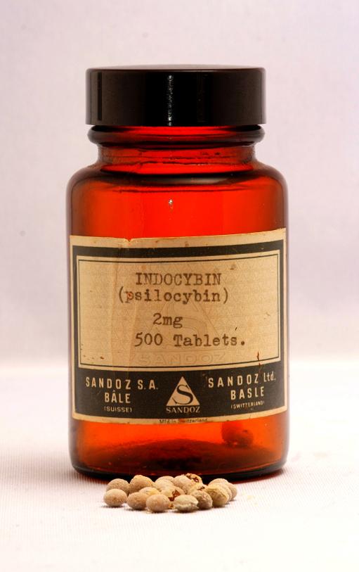 Psilocybin (Indocybin)