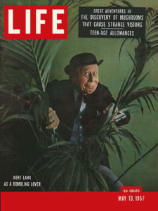 Psilocybin Mushroom Article (LIFE, 1957)