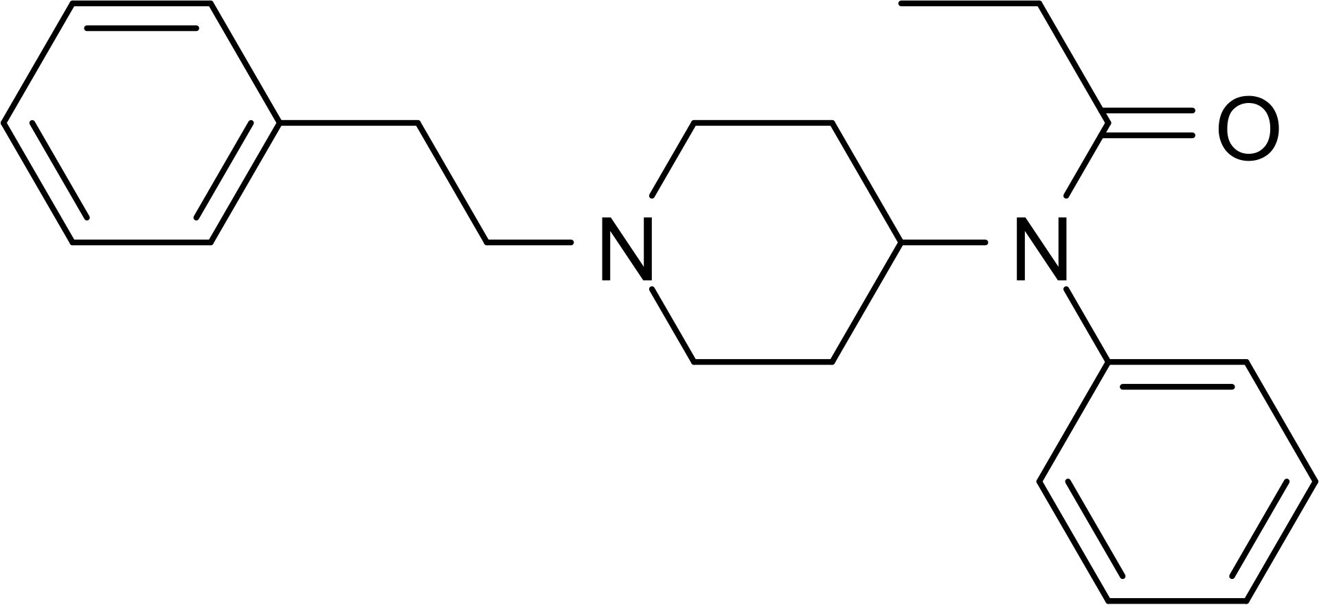 Fentanyl Structure