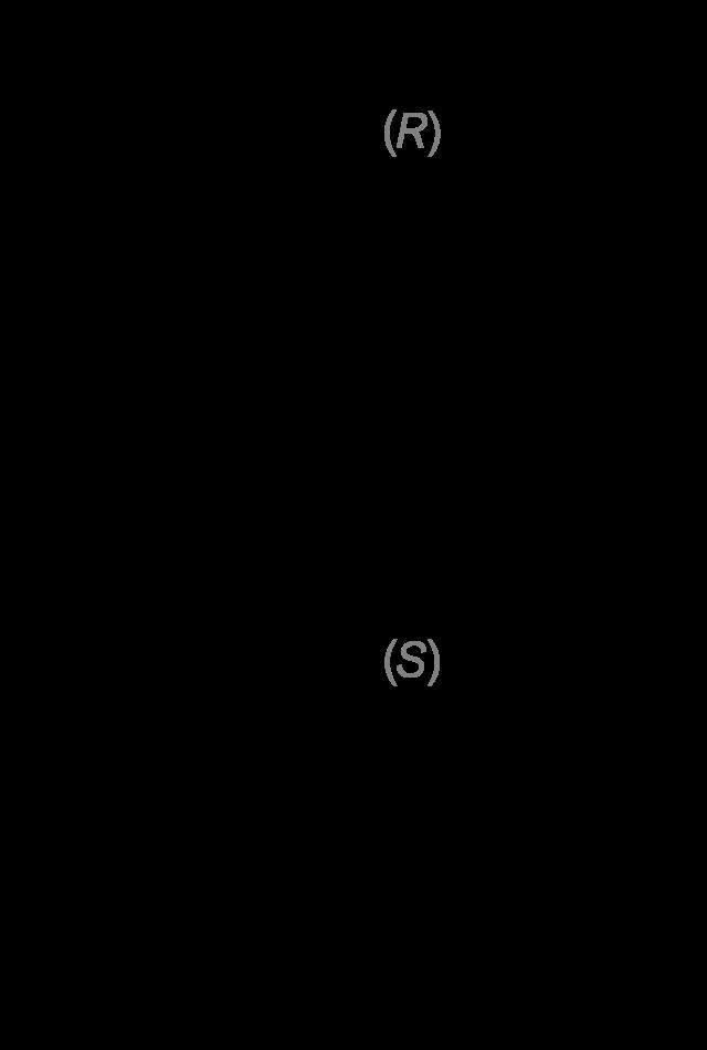 R-Modafinil and S-Modafinil