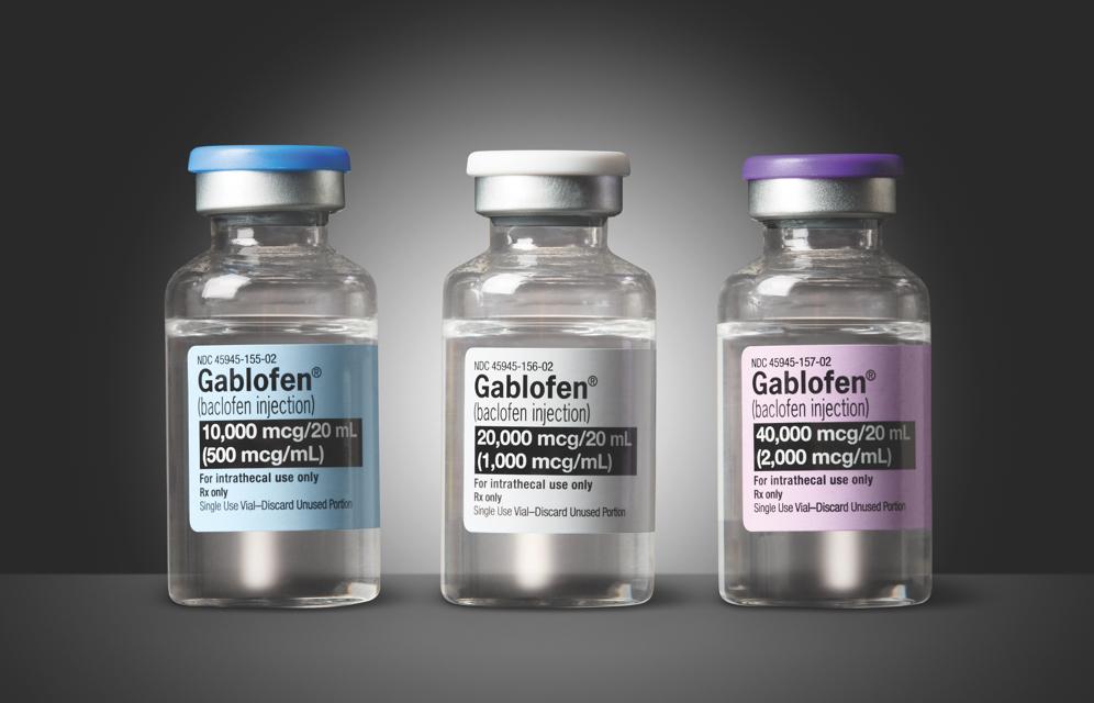 Baclofen (Gablofen)