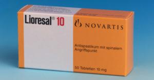 Baclofen (Lioresal)