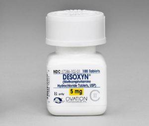 Methamphetamine (Desoxyn)