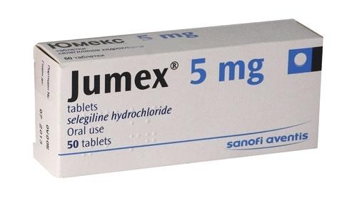 Selegiline (Jumex)