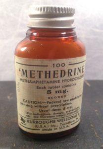 Methamphetamine (Methedrine)