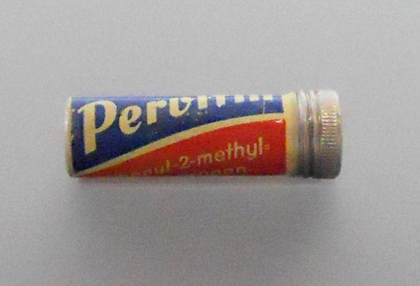 Methamphetamine (Pervitin)