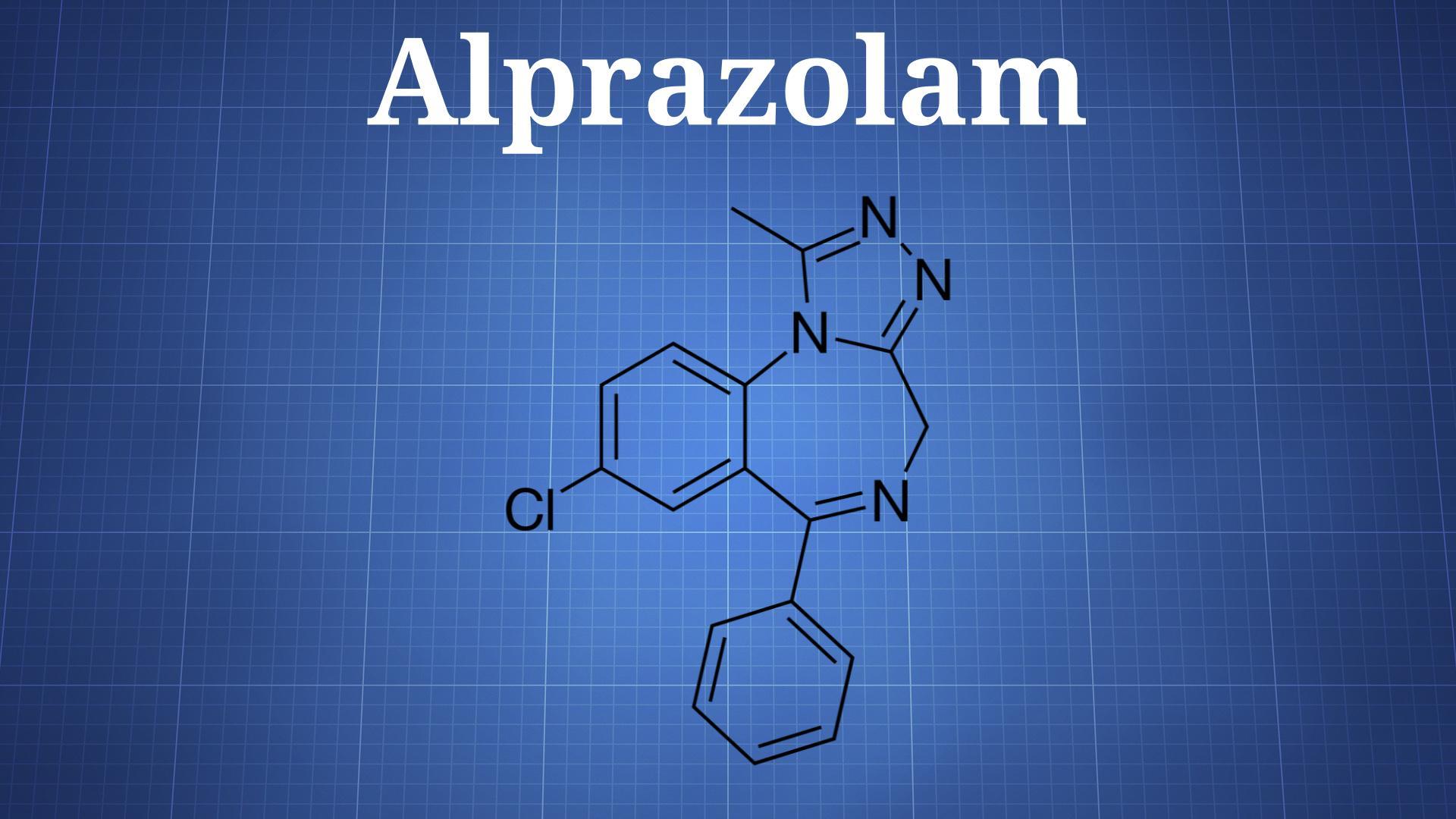 Alprazolam The Drug Classroom
