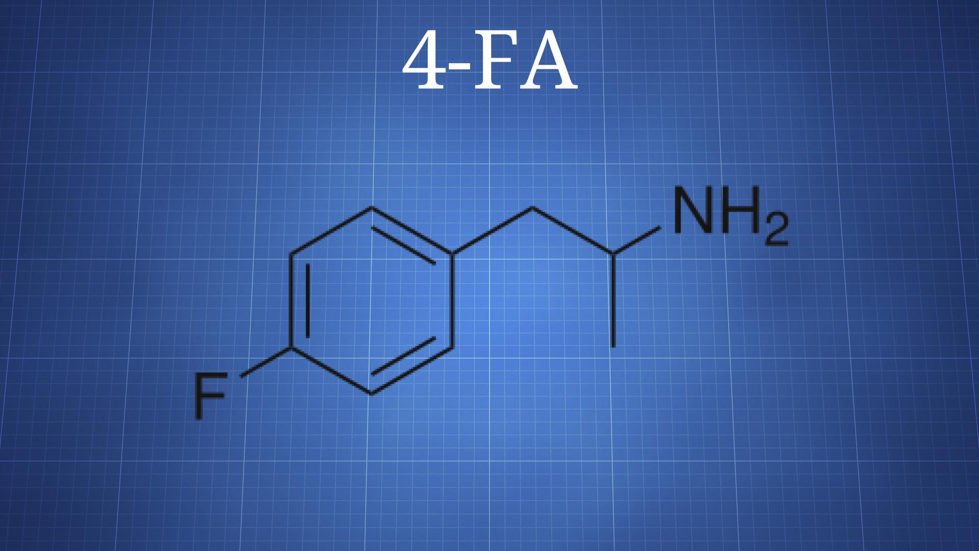 4-Fluoroamphetamine (4-FA) - The Drug Classroom