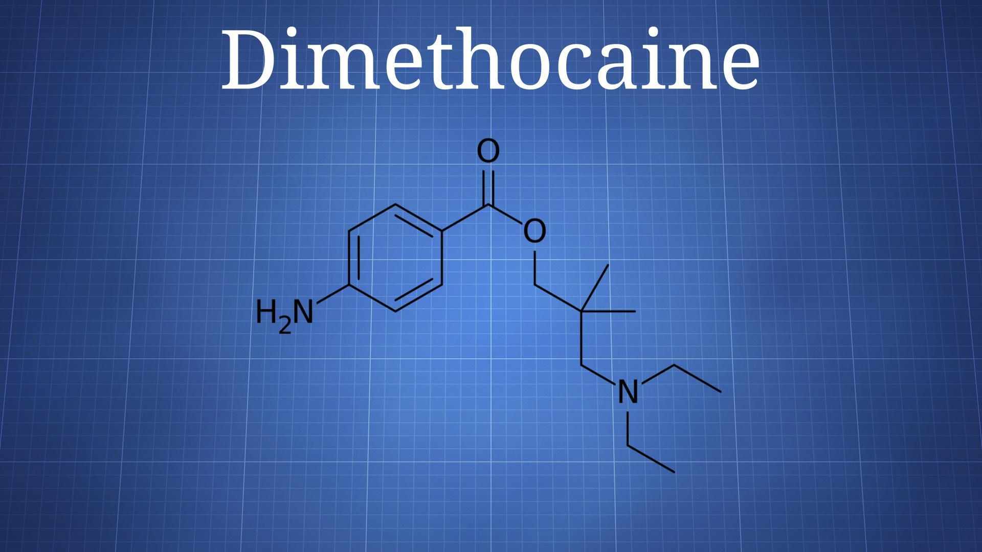 Dimethocaine - The Drug Classroom