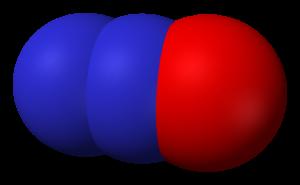 Nitrous oxide structure