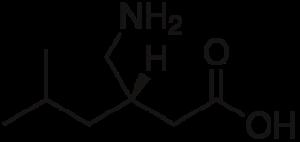 Pregabalin Structure