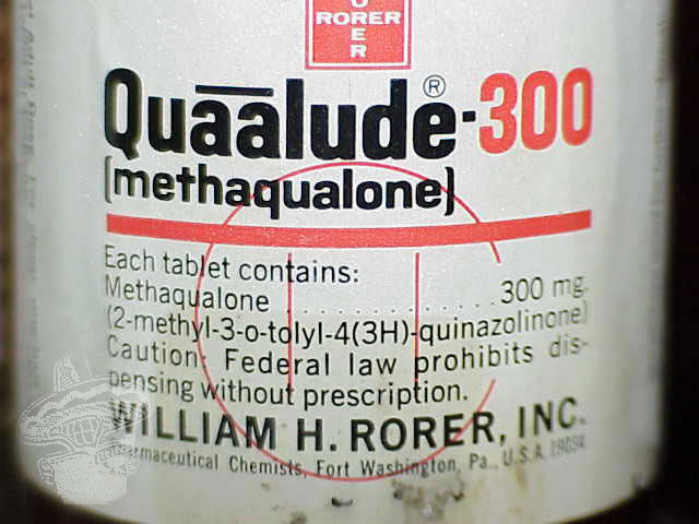 Methaqualone