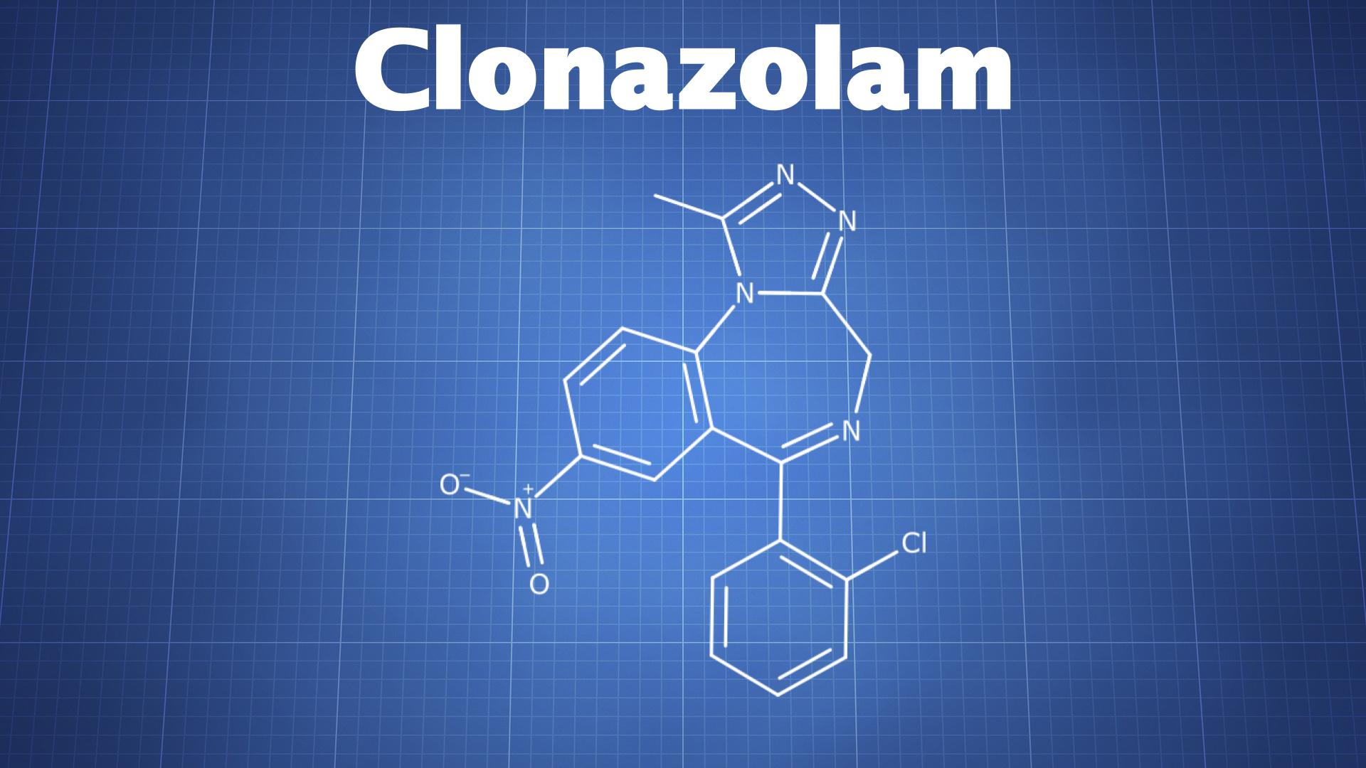 Clonazolam - The Drug Classroom