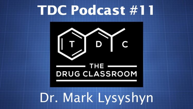 TDC podcast Dr. Mark Lysyshyn