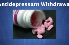 antidepressant withdrawal