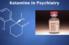 Ketamine in psychiatry