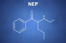 N-Ethylpentedrone (NEP)