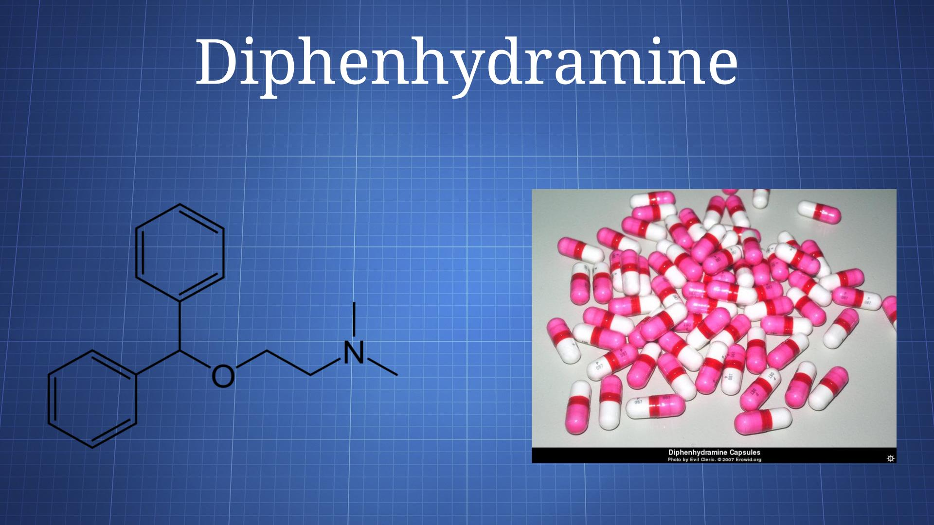 Diphenhydramine - Wikipedia