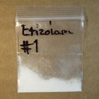 Etizolam - The Drug Classroom