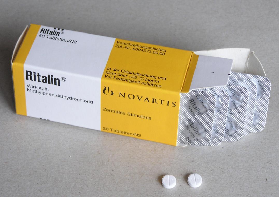 Methylphenidate (Ritalin) - The Drug Classroom
