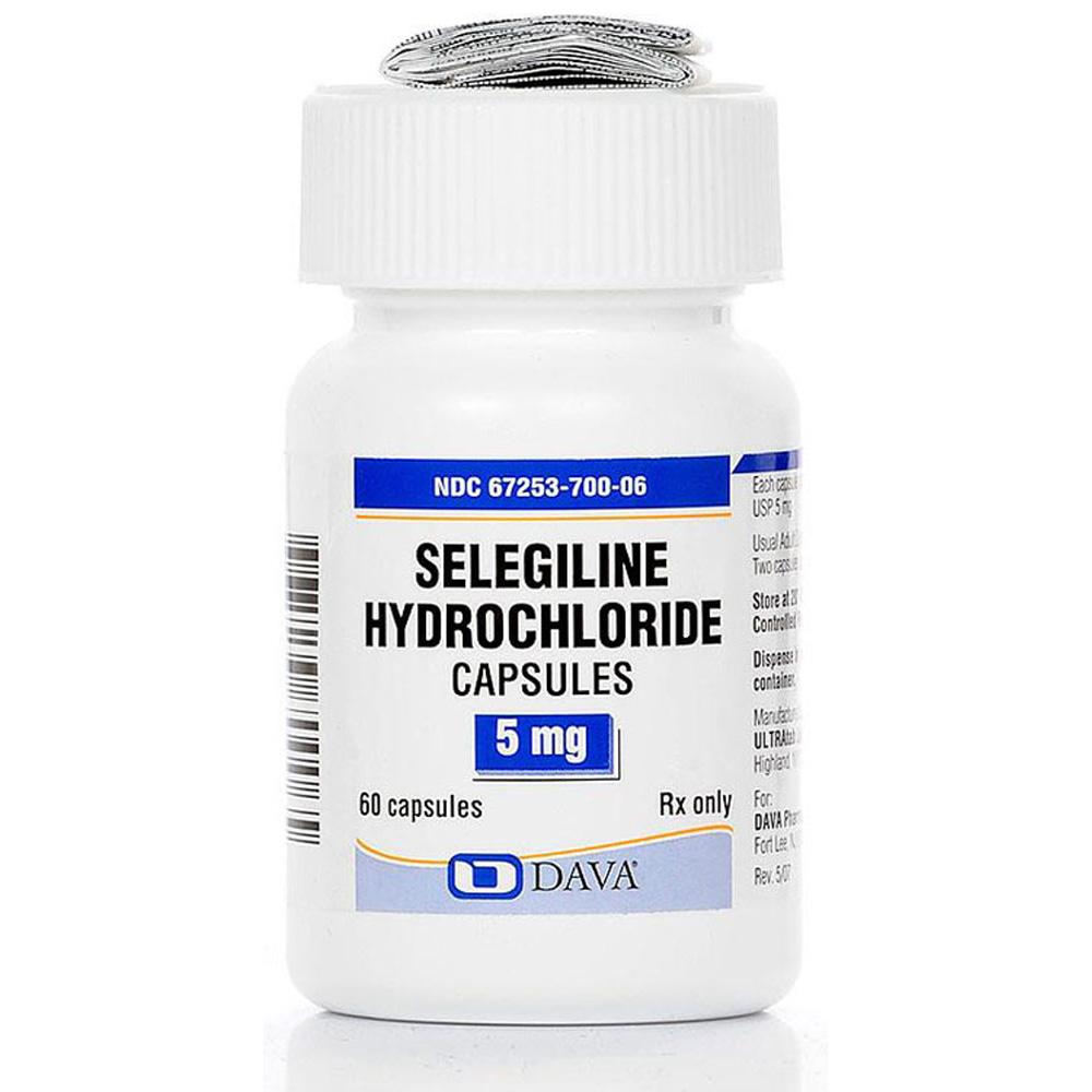 Selegiline - The Drug Classroom